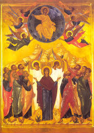 the ascension of our lord god and savior jesus christ