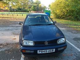 vw golf mk3 1 9 td aaz engine code 1996 diesel blue manual