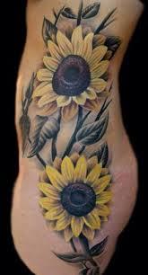 all the best gorgeous sunflower tattoo designs tats pinterest