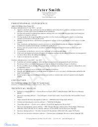 Database Administrator Resume Cover Letter Database Administrator Resume Examples Sql Database
