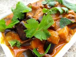 tendresse en cuisine curry d aubergines la tendresse en cuisine cuisine 日本