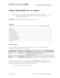 best photos of project requirements examples project scope