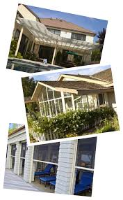 Sunscreen Patios And Pergolas by Pacific Home And Patio Residential And Commercial Awnings
