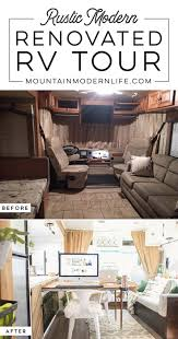 Rv Renovation by 465 Best Camper Remodeling 101 Images On Pinterest Camper
