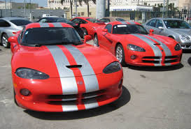 Dodge Viper V12 - dodge viper comparison cartype