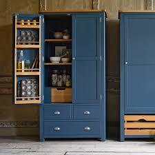 pantry cupboards u0026 larders stunning oak pine u0026 painted furniture