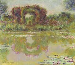 Claude Monet Blind The Most Expensive Paintings By Claude Monet Artist Ivan