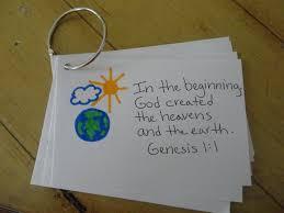 tiny hearts blog lesson 8 the creation story days 1 3