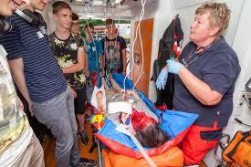 Kinderarzt Salzgitter Bad Im Ernstfall Lacht Keiner Mehr Goslar