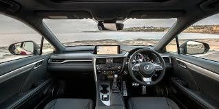 lexus rx series 2017 lexus rx 200t f sport autocarweek com