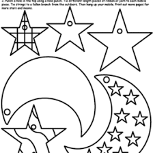 star moon coloring page kids drawing and coloring pages marisa