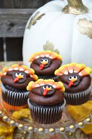 thanksgiving mini cupcakes bake sale toronto