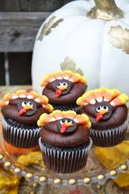 thanksgiving turkey cupcake cake bake sale toronto
