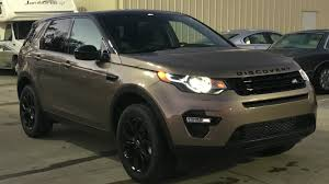 land rover discovery 2016 2016 land rover discovery sport full review start up exhaust