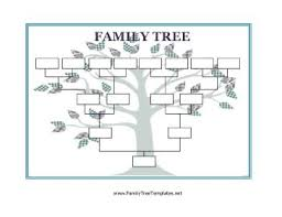 15 best family tree templates images on pinterest family trees