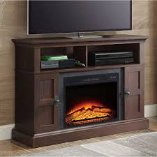 home decor awesome walmart fireplace entertainment center