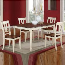 Kitchen Sets Contemporary Poundex Dining Sets U0026 Collections Rectangle Sears