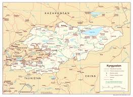 Russia And Central Asia Map by Building A New Silk Road Central Asia In The New World Order