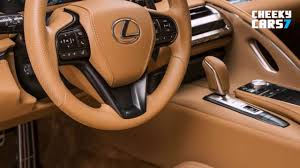 lexus lc luxury coupe lexus lc 500 interior 2016 2017 lexus coupe lc500 youtube