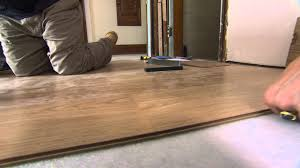 Youtube Laminate Flooring Installation Floating Floor Installation Guide Ftk Tip 4 Youtube