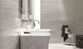 Modern Gray Tile Bathroom Beautiful Modern Gray Tile Bathroom 66 In Home Design Ideas With