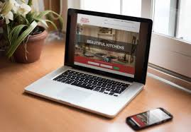 Kitchen Website Design Website Design For Kitchen Emporium Doebank Designs