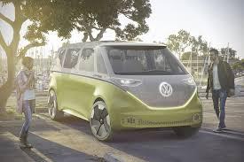 concept bus volkswagen i d buzz concept bus hiconsumption