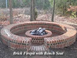 Firepit Brick Image Result For Brick Pit My House Pinterest Bricks