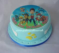 paw patrol birthday cake idea 71820 paw patrol birthd
