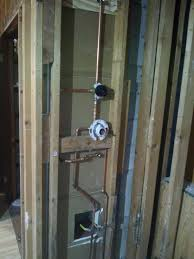 Shower Faucet Diverter Plumbing How Can I Mount K 728 Diverter Valve Without Any