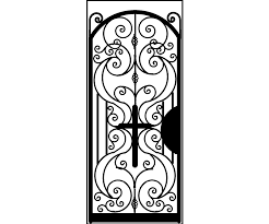 old world iron wrought iron designs