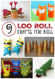 Paper Roll Crafts For Kids - 9 toilet paper roll crafts for kids the chirping moms
