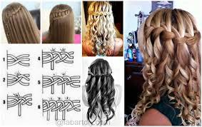 tutorial rambut waterfall emejing hairstyle tutorials photos styles ideas 2018 anafranil us