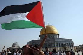 Flag Of Jerusalem Fatah Calls For New Intifada In Support Of Jerusalem U2013 Middle East
