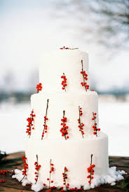 Christmas Wedding Cakes Christmas Wedding Inspiration Full Of Rustic Charm Chic Vintage