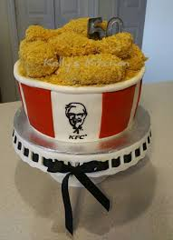 kfc bucket of chicken cake cakecentral com