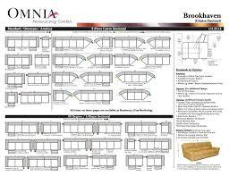 Omnia Furniture Quality Omnia Brookhaven Reclining U2013 Leather Showroom