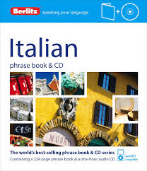 berlitz italian phrase book cd berlitz publishing