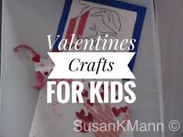 simple valentine u0027s day crafts for kids