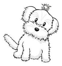 dog pictures kids color free download