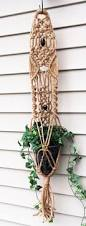 118 best macrame images on pinterest macrame plant hangers