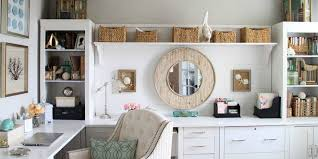 Simple decorating ideas for a home office