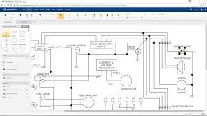 how to draw circuit and electrical diagrams with smartdraw
