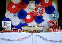 4th of july decorations 4th of july decorations and outdoor party ideas founterior