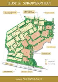 estate map map heritage hill
