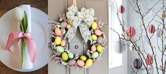 Easter Room Decorations by The Best Easter Table Decorations And Serveware Yes Please
