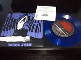popsike com electric wizard demon lung split 7 orig ltd blue
