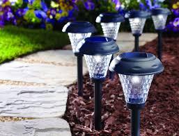 Solar Lights For The Garden Best Solar Powered Garden Lights Top 6 Reviews