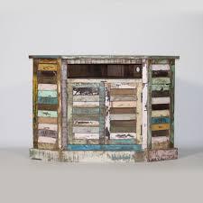 meuble cuisine bois recyclé beau meuble cuisine bois recycle 3 meuble tv dangle ethnik en