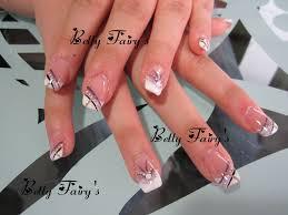 photo ongles gel ongles en gel french couleur